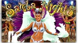 slot machine samba nights