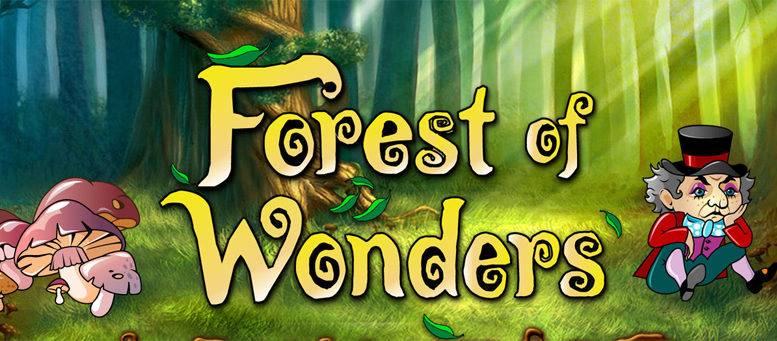 slot machine forest of wonders