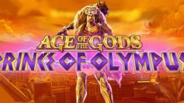 slot online age of the gods prince of olympus