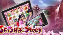 slot machine gratis geisha story