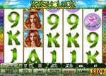 schermata slot online irish luck