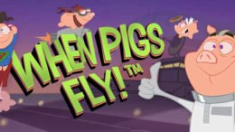 slot machine when pigs fly