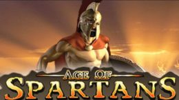 slot gratis Age of Spartans