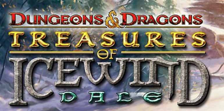Dungeons & Dragons Treasures of Icewind Dale Slot Machine